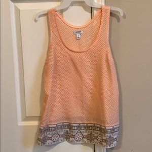 Old Navy Flowy Tank